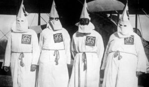 The American Family Association and the KKK