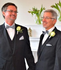 In landmark move, Methodist bishop defies church law and colleagues to marry gay couple