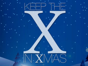 Keep the X in Xmas
