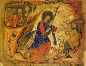 Black Saturday: Satan, Hades, and the Beginnings of Hell
