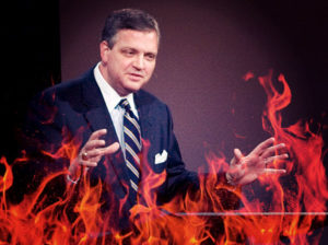 What the hell is Southern Baptist leader Al Mohler fired up about now?
