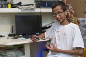 I caused a bomb scare on a military installation and got in less trouble than Ahmed Mohamed