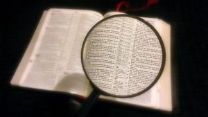 """What the H*!! Does """"Biblical"""" Mean?"""