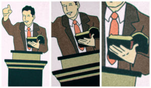 """I Just Go by What the Bible Says"" and Other Ridiculous Things Pastors Say"