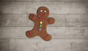 Hell by Way of a Gingerbread Cookie