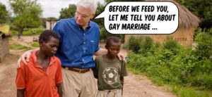World Vision and Children: Love Loses